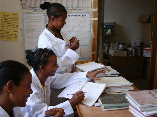Health Extension Workers In Ethiopia