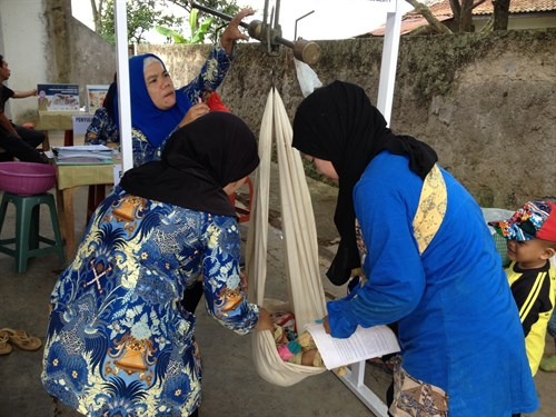 Midwives In Indonesia
